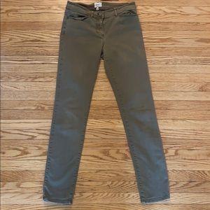 3 / $25! ✰ Aritzia (Wilfred Brand) Skinny Khakis